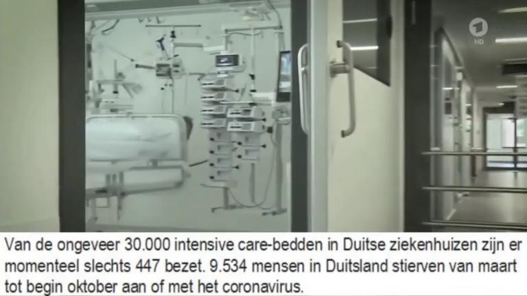 ARD Duitsland: JA, we hebben overdreven